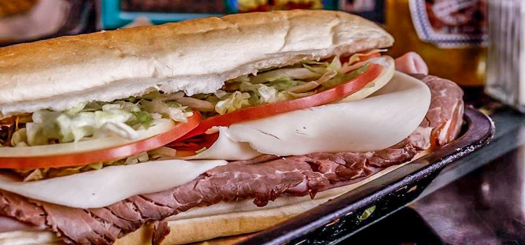 Larry's Giant Subs