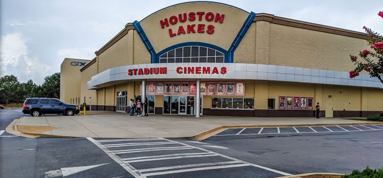 Houston Lakes Cinemas