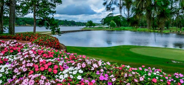 Houston Lake Country Club
