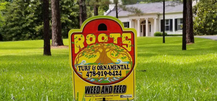 Roots Turf & Ornamental